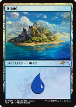 Magic 2019 Standard Showdown - Island