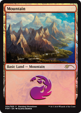 Magic 2019 Standard Showdown - Mountain