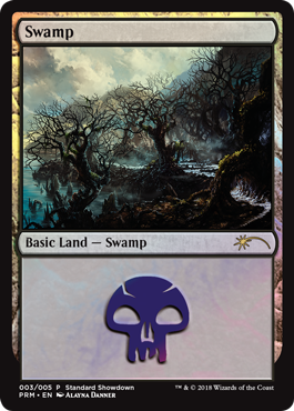 Magic 2019 Standard Showdown - Swamp