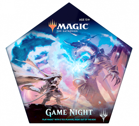 Magic Game Night