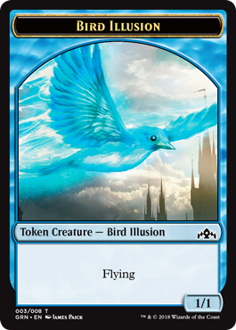 Bird-Illusion Token