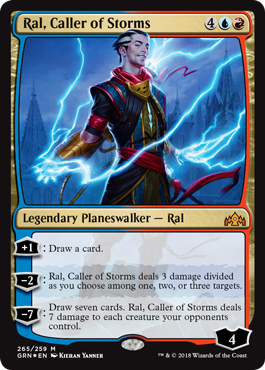Ral, Caller of the Storms