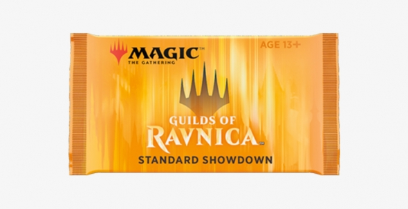 Guilds of Ravnica Standard Showdown Booster