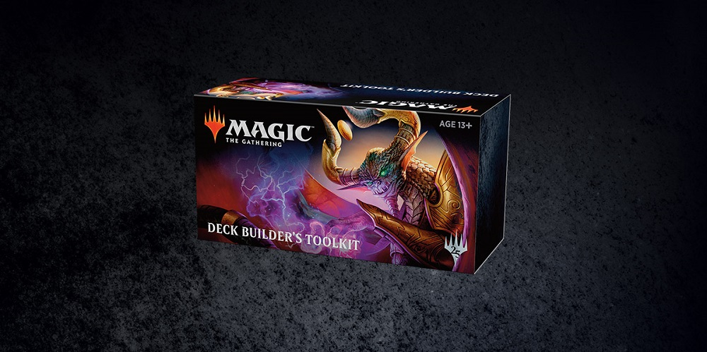 Recenze Magic 2019 Core Set Deckbuilders Toolkit