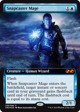 Snapcaster Mage masterpiece