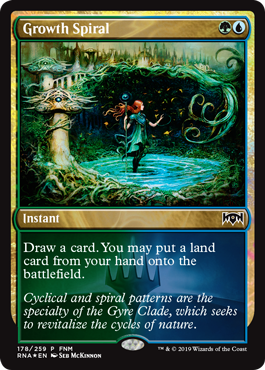 FNM Promo 2019 - Growth Spiral