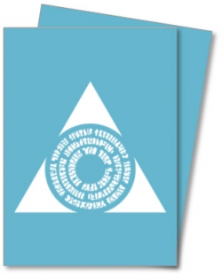 Ravnica Allegiance Sleeves - Azorius