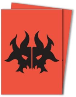 Ravnica Allegiance Sleeves - Rakdos