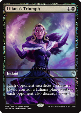 War of the Spark Open House Promo - Liliana's Triumph