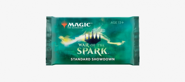 War of the Spark Showdown Booster