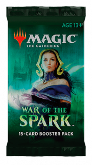 War of the Spark Booster 3