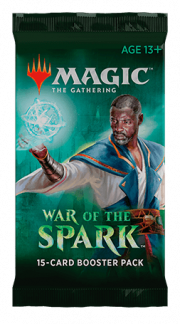 War of the Spark Booster 1