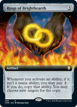 Extended art Rings of Brighthearth