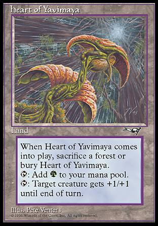 Heart of Yavimaya