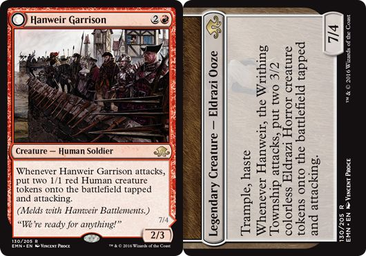 Hanweir Garrison/Hanweir, the Writhing Township
