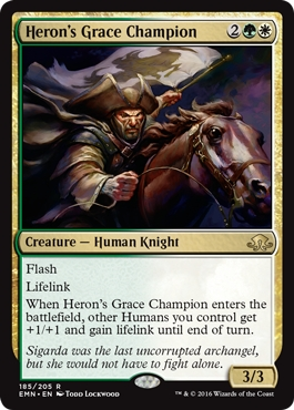 Heron's Grace Champion