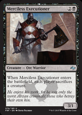 Merciless Executioner