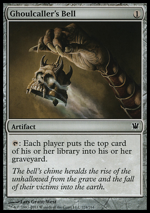 Ghoulcaller's Bell