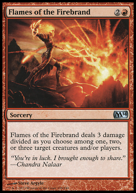 Flames of the Firebrand