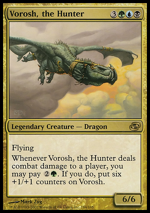 Vorosh, the Hunter