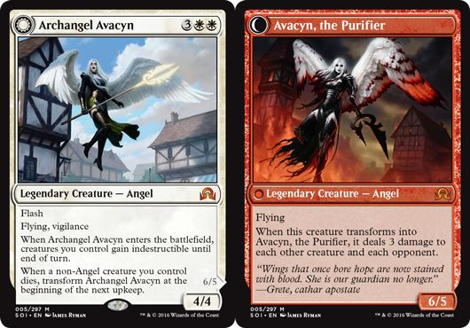Archangel Avacyn/Avacyn, the Purifier