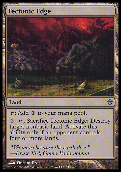 Tectonic Edge