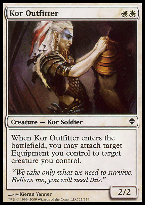 Kor Outfitter